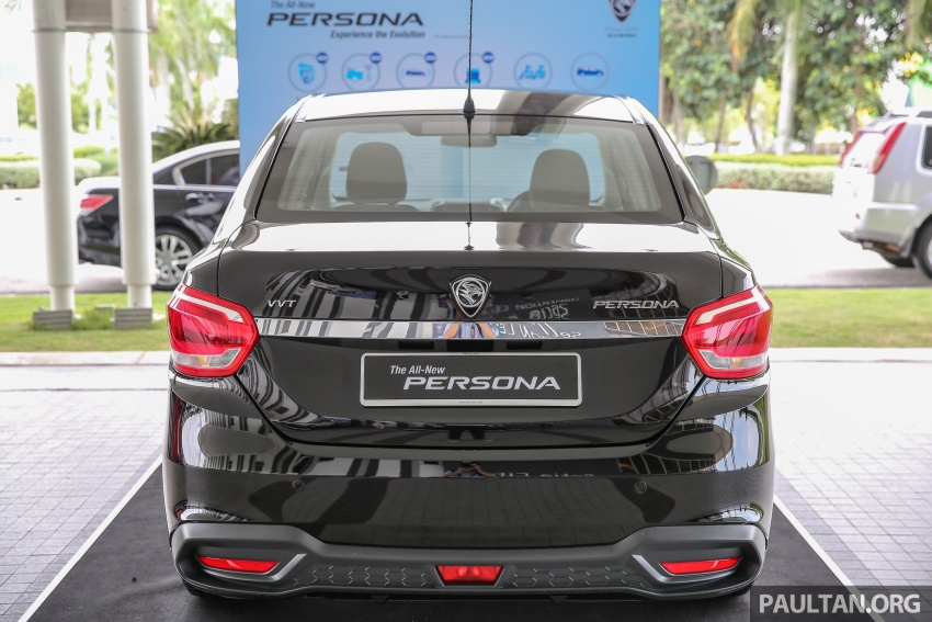 2016 Proton Persona officially launched, RM46k-60k Image #539256