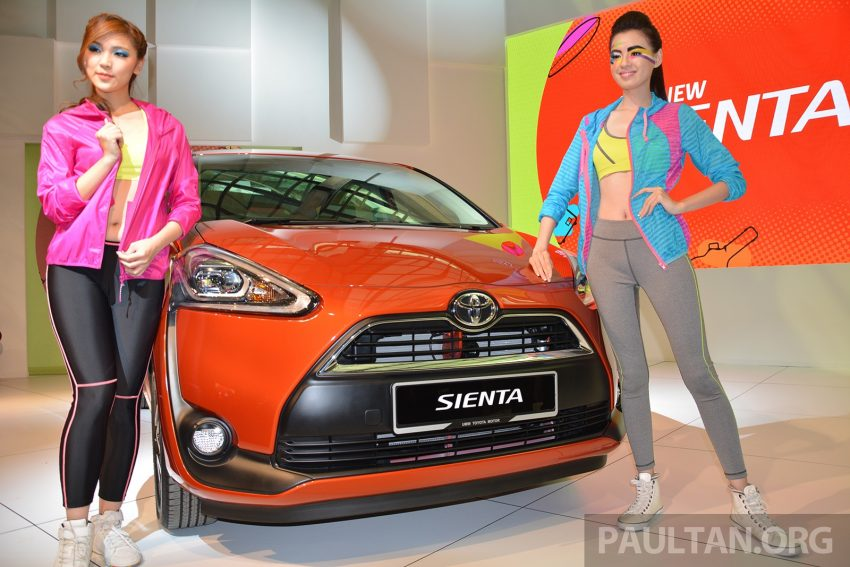 Toyota Sienta MPV launched in Malaysia, fr RM93k Image #536535