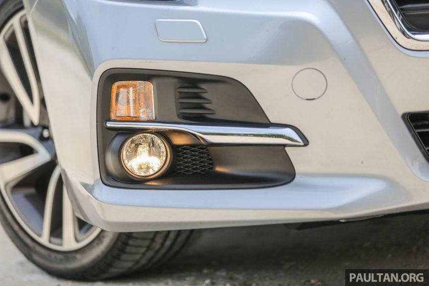 PANDU UJI: Subaru Levorg 1.6 GT-S cukup berkarakter Image #531384
