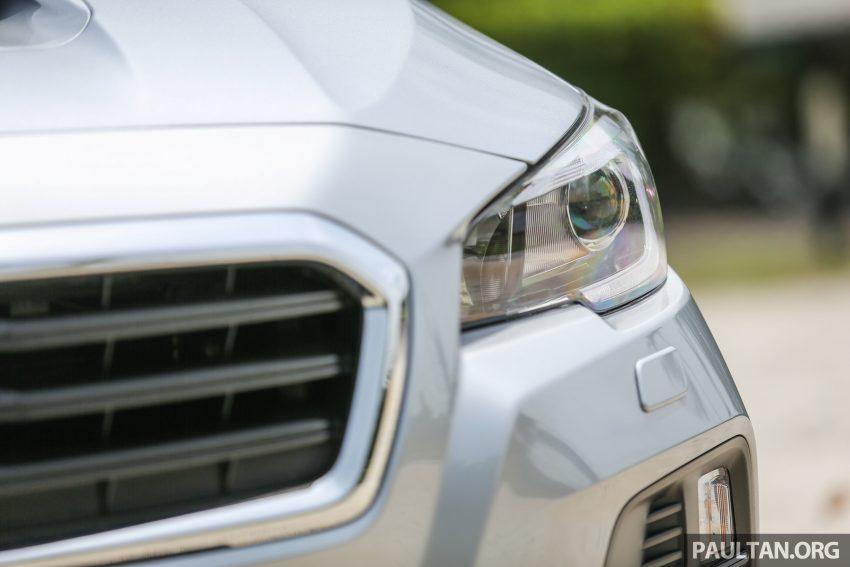 PANDU UJI: Subaru Levorg 1.6 GT-S cukup berkarakter Image #531386