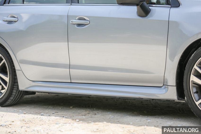 PANDU UJI: Subaru Levorg 1.6 GT-S cukup berkarakter Image #531396