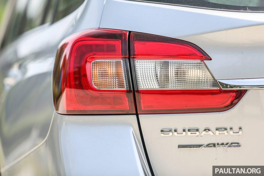 PANDU UJI: Subaru Levorg 1.6 GT-S cukup berkarakter Image #531406