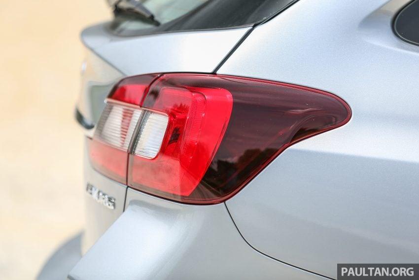 PANDU UJI: Subaru Levorg 1.6 GT-S cukup berkarakter Image #531407