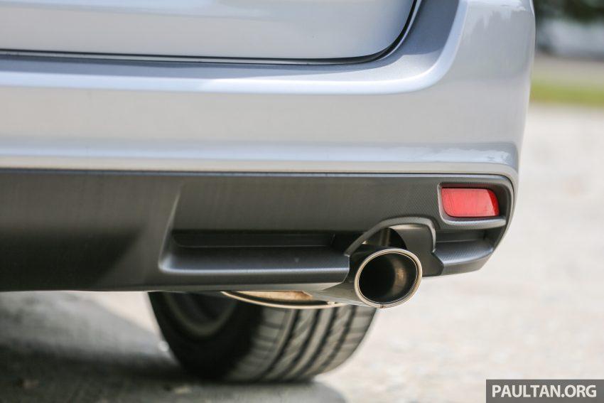 PANDU UJI: Subaru Levorg 1.6 GT-S cukup berkarakter Image #531409