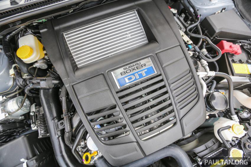 PANDU UJI: Subaru Levorg 1.6 GT-S cukup berkarakter Image #531415