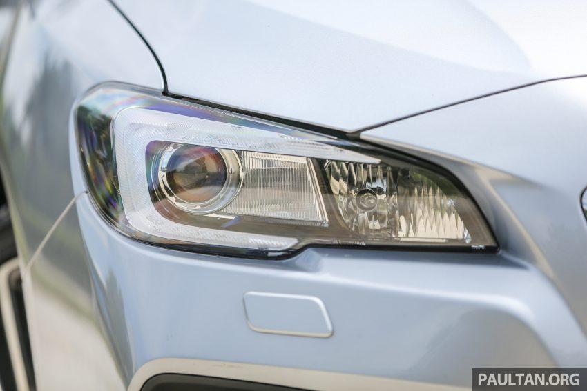 PANDU UJI: Subaru Levorg 1.6 GT-S cukup berkarakter Image #531382