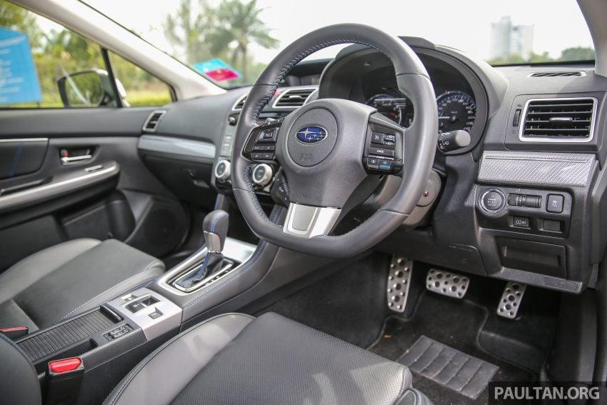 PANDU UJI: Subaru Levorg 1.6 GT-S cukup berkarakter Image #531416