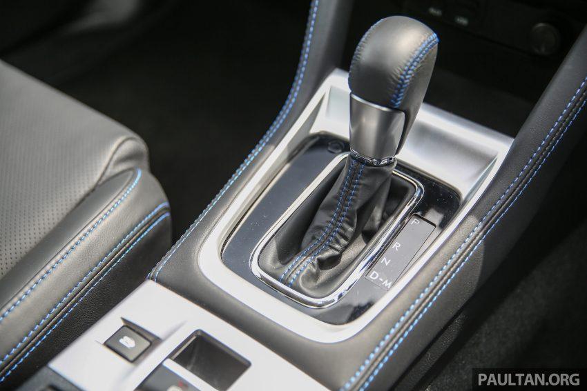 PANDU UJI: Subaru Levorg 1.6 GT-S cukup berkarakter Image #531426