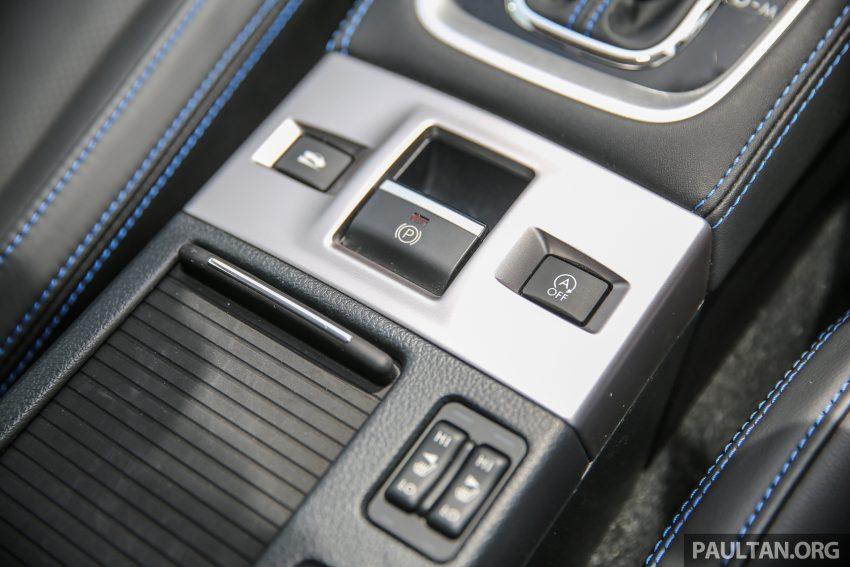 PANDU UJI: Subaru Levorg 1.6 GT-S cukup berkarakter Image #531427