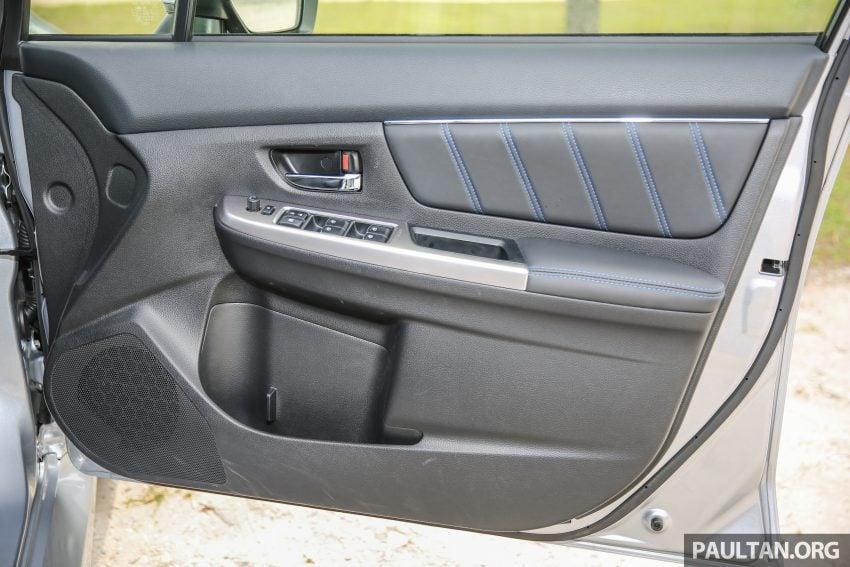 PANDU UJI: Subaru Levorg 1.6 GT-S cukup berkarakter Image #531437
