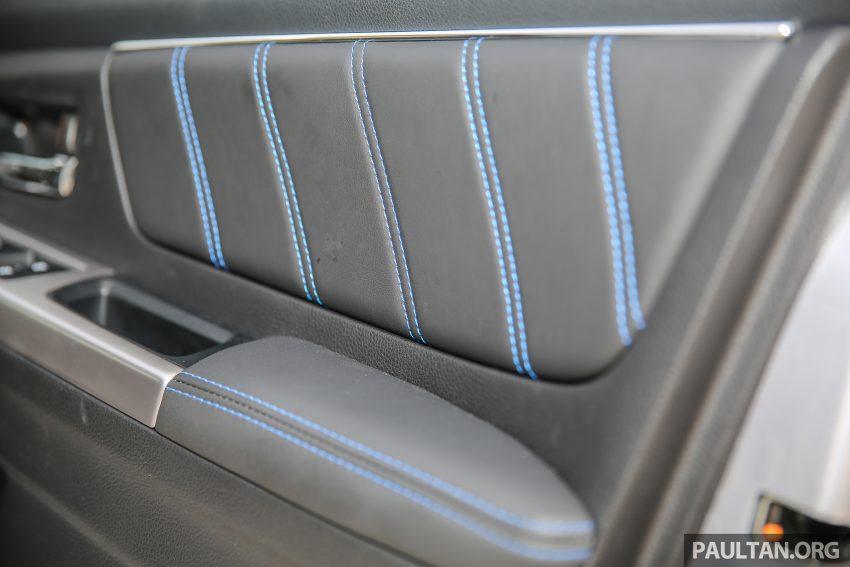 PANDU UJI: Subaru Levorg 1.6 GT-S cukup berkarakter Image #531438