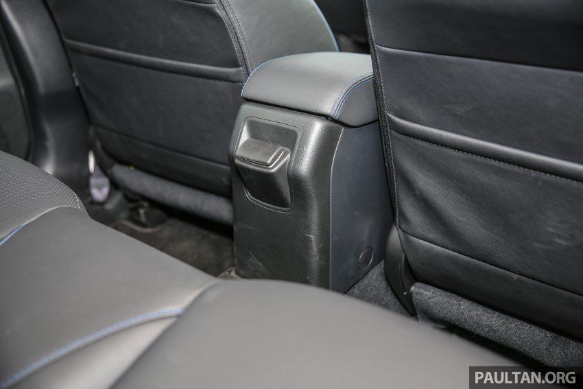 PANDU UJI: Subaru Levorg 1.6 GT-S cukup berkarakter Image #531440