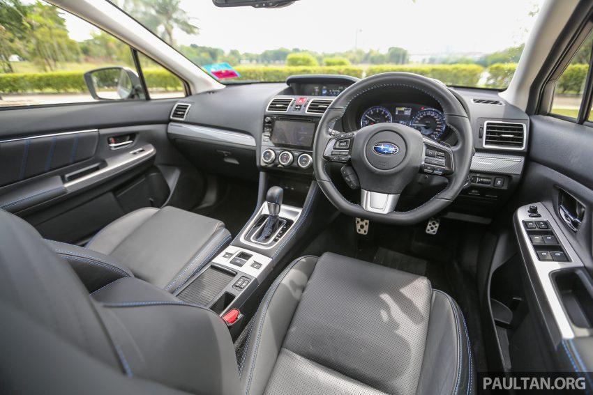 PANDU UJI: Subaru Levorg 1.6 GT-S cukup berkarakter Image #531446