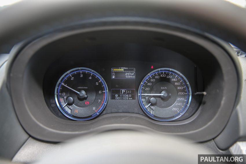 PANDU UJI: Subaru Levorg 1.6 GT-S cukup berkarakter Image #531418