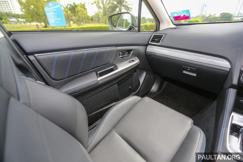 PANDU UJI: Subaru Levorg 1.6 GT-S cukup berkarakter Image #531448