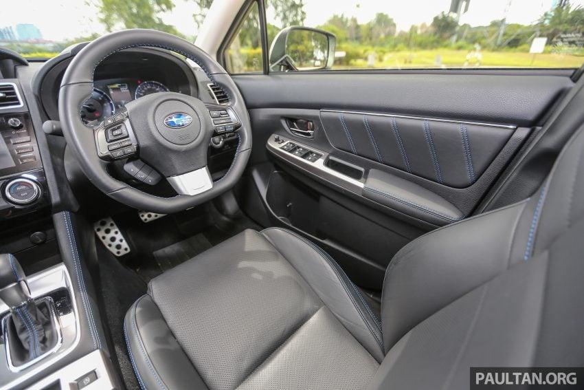 PANDU UJI: Subaru Levorg 1.6 GT-S cukup berkarakter Image #531449