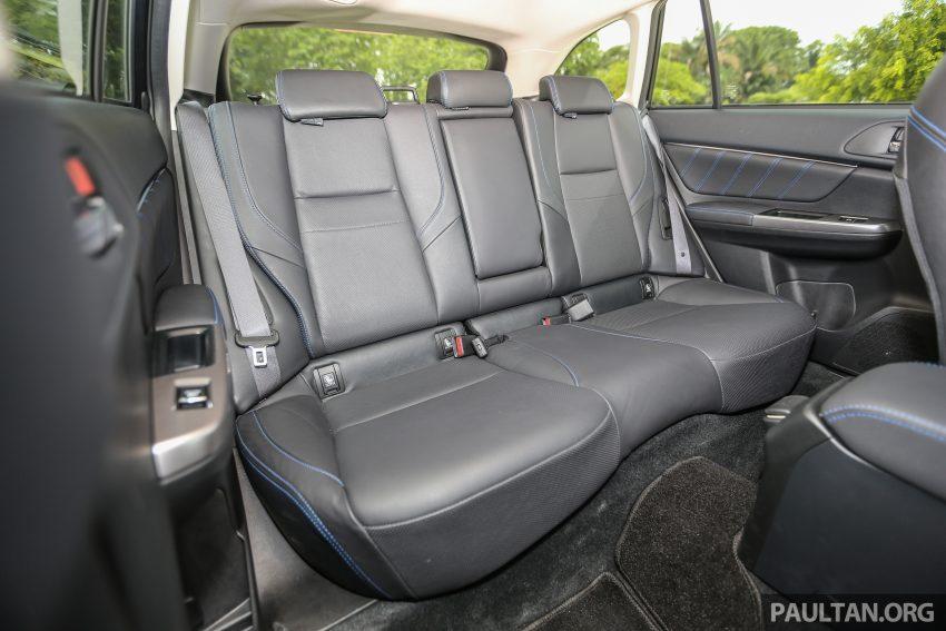 PANDU UJI: Subaru Levorg 1.6 GT-S cukup berkarakter Image #531453