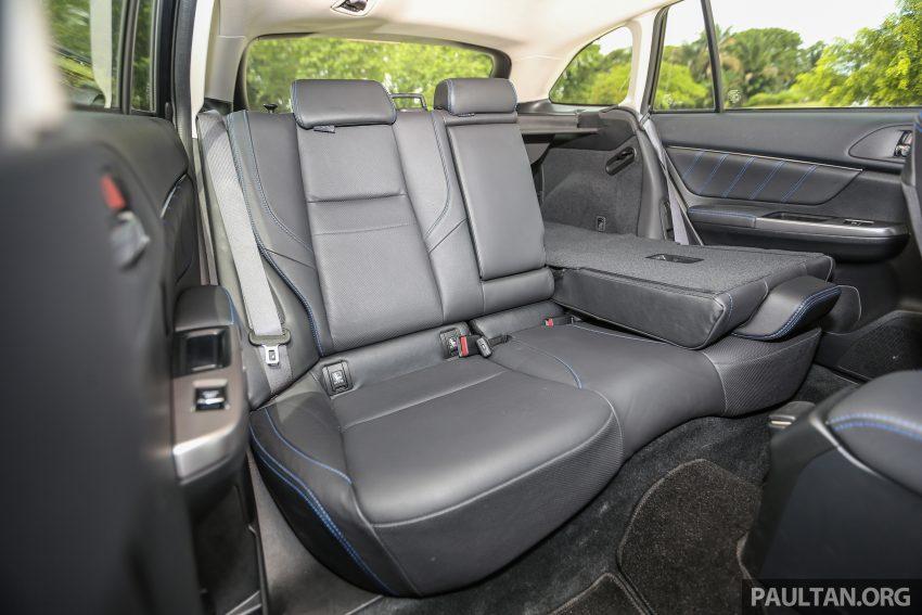 PANDU UJI: Subaru Levorg 1.6 GT-S cukup berkarakter Image #531455