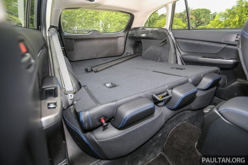 PANDU UJI: Subaru Levorg 1.6 GT-S cukup berkarakter Image #531456