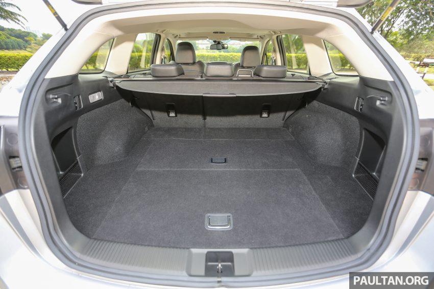 PANDU UJI: Subaru Levorg 1.6 GT-S cukup berkarakter Image #531457