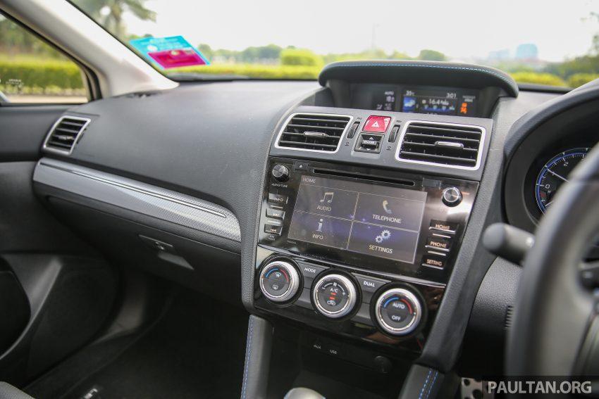 PANDU UJI: Subaru Levorg 1.6 GT-S cukup berkarakter Image #531419