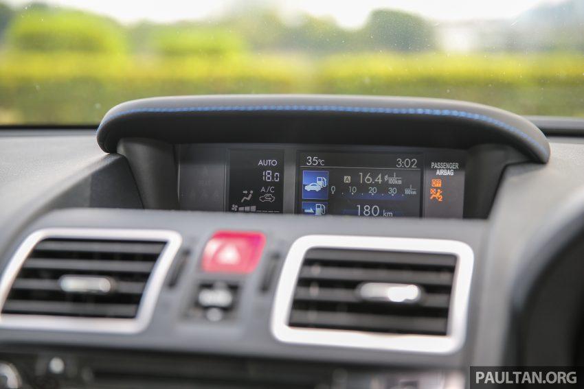 PANDU UJI: Subaru Levorg 1.6 GT-S cukup berkarakter Image #531421