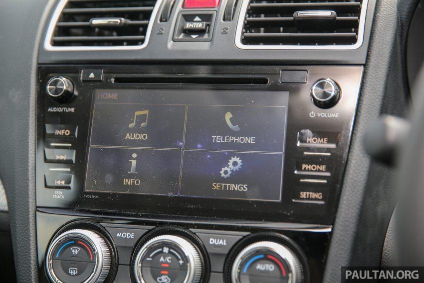 PANDU UJI: Subaru Levorg 1.6 GT-S cukup berkarakter Image #531422