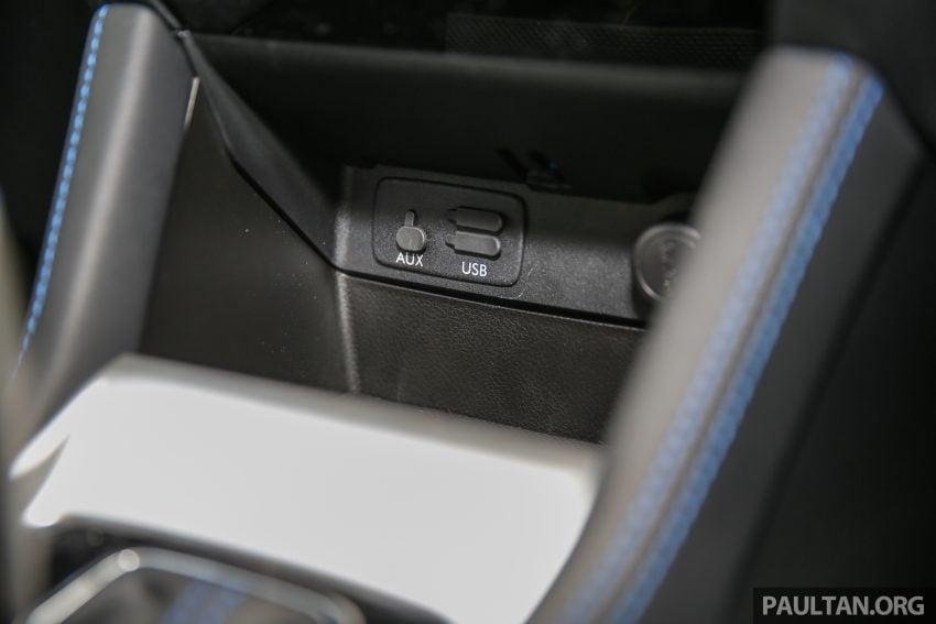 PANDU UJI: Subaru Levorg 1.6 GT-S cukup berkarakter Image #531424