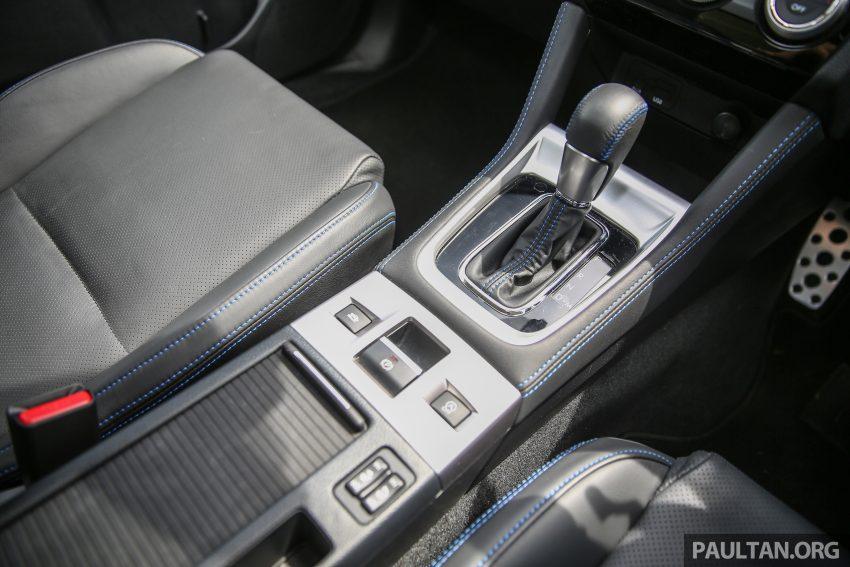 PANDU UJI: Subaru Levorg 1.6 GT-S cukup berkarakter Image #531425