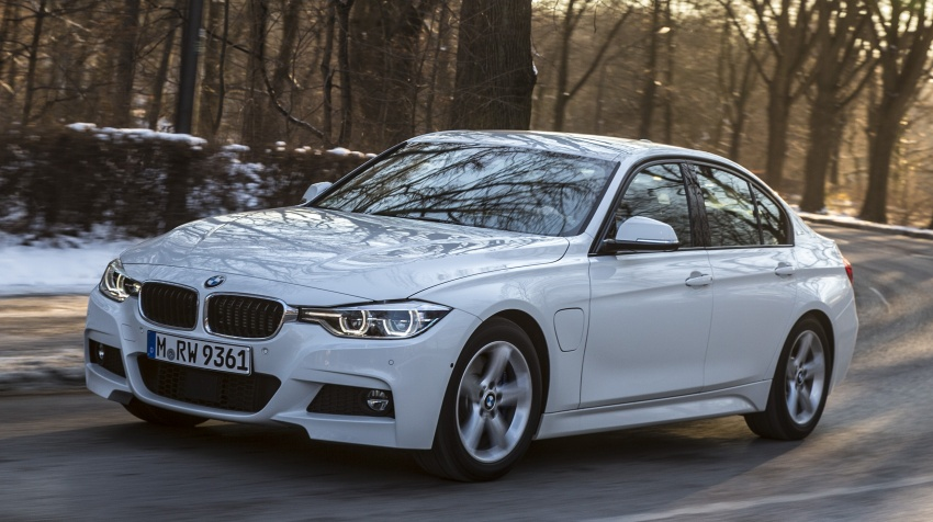 BMW 330e iPerformance Sport plug-in hybrid launched in Malaysia: 0-100 km/h 6.1 sec, 2.1 l/100 km, RM249k Image #540380