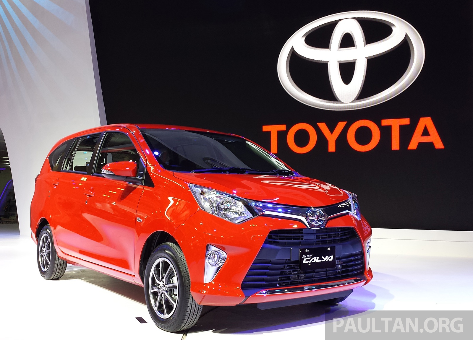 GIIAS 2016: New Toyota Calya – the RM40k 7-seat MPV Image ...