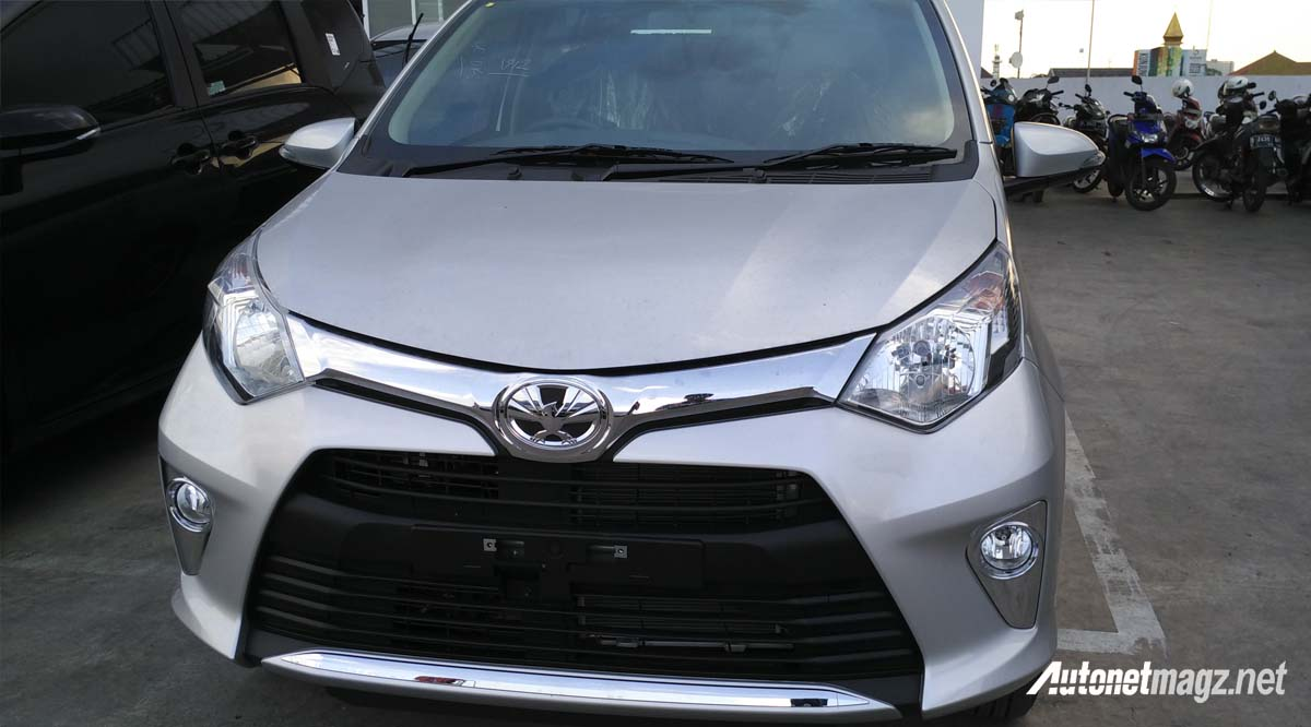 Back to Story: Toyota Calya – new 7-seat LCGC MPV for Indonesia ...