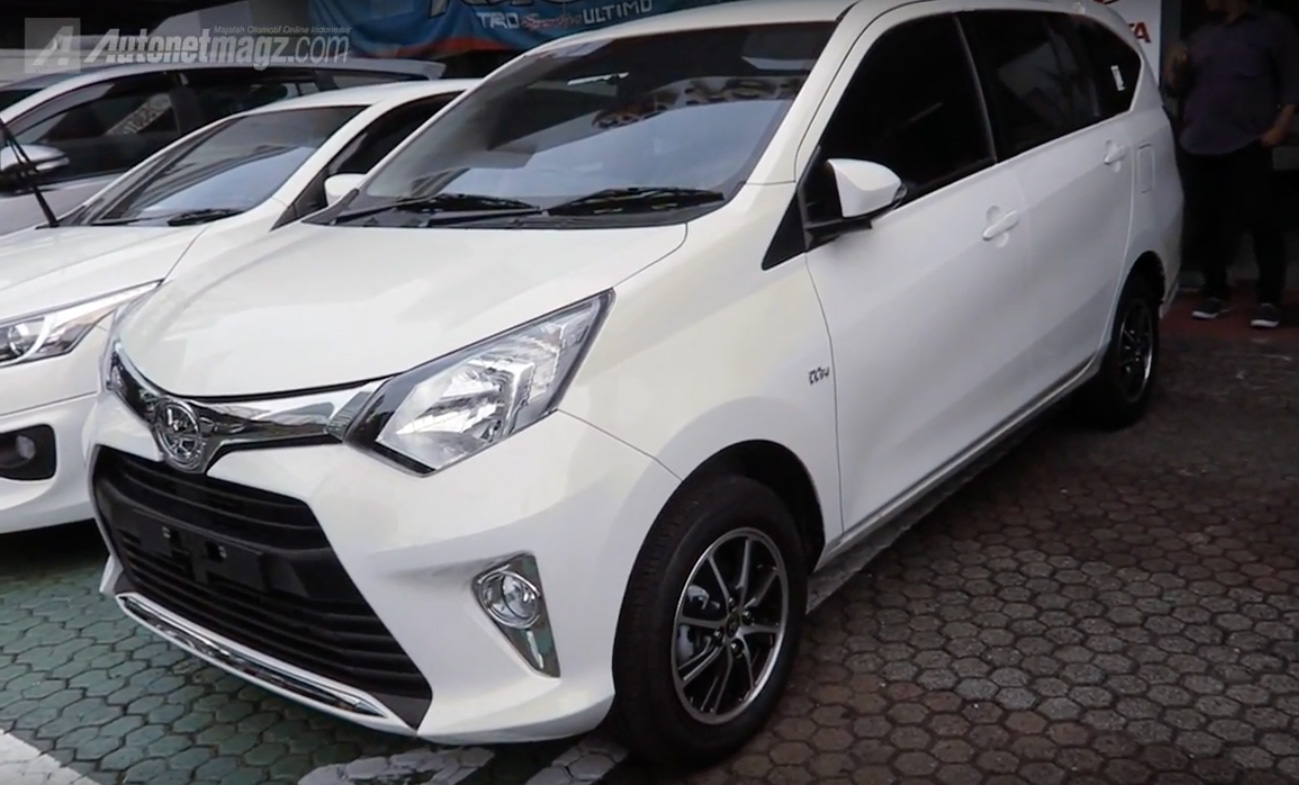 New 7-seat LCGC MPV For Indonesia, Axia