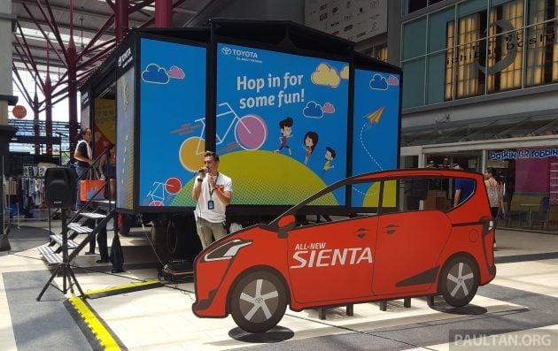 Toyota Sienta Mobile Truck  023