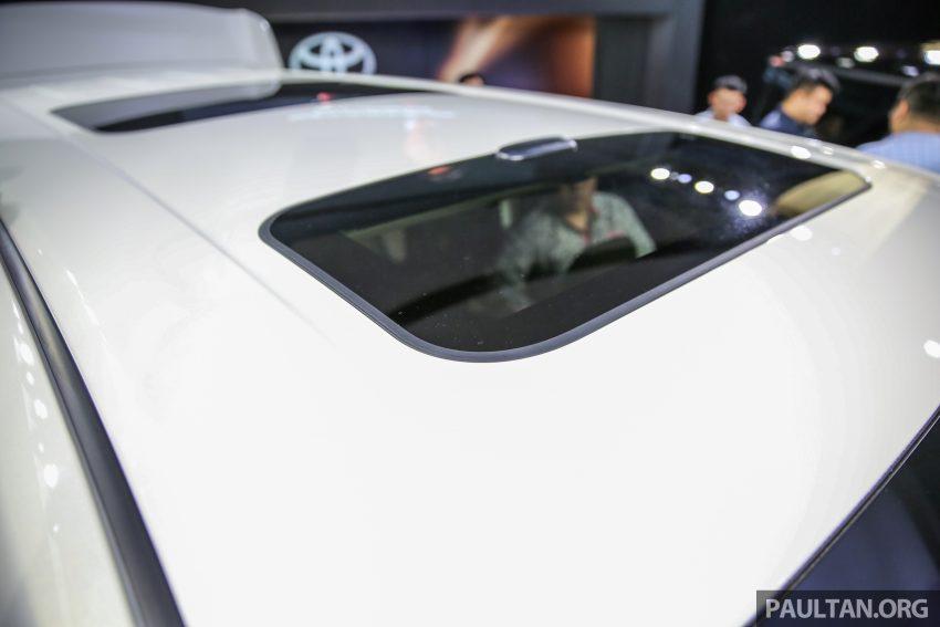 Toyota Alphard dan Vellfire 2016 dilancarkan di M'sia – RM420k-RM520k untuk Alphard, RM355k bagi Vellfire Image #530164