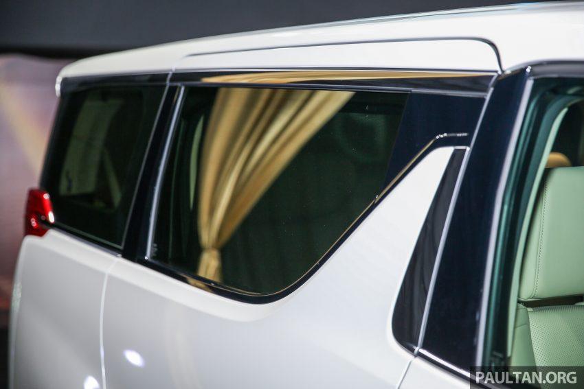 Toyota Alphard dan Vellfire 2016 dilancarkan di M'sia – RM420k-RM520k untuk Alphard, RM355k bagi Vellfire Image #530163