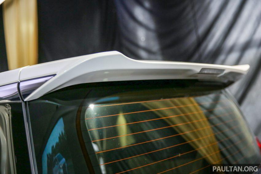 Toyota Alphard dan Vellfire 2016 dilancarkan di M'sia – RM420k-RM520k untuk Alphard, RM355k bagi Vellfire Image #530152