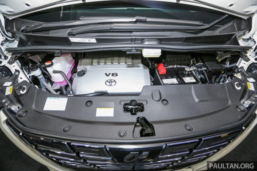 Toyota Alphard dan Vellfire 2016 dilancarkan di M'sia – RM420k-RM520k untuk Alphard, RM355k bagi Vellfire Image #530149