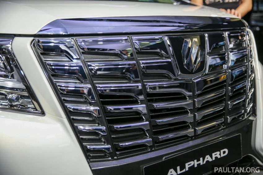 Toyota Alphard dan Vellfire 2016 dilancarkan di M'sia – RM420k-RM520k untuk Alphard, RM355k bagi Vellfire Image #530139