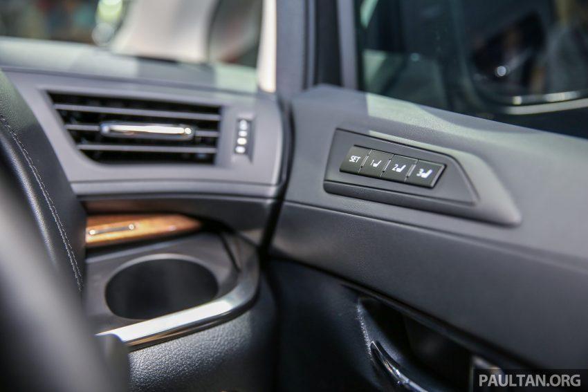Toyota Alphard dan Vellfire 2016 dilancarkan di M'sia – RM420k-RM520k untuk Alphard, RM355k bagi Vellfire Image #530129