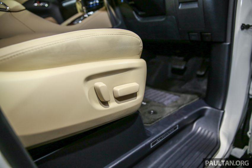 Toyota Alphard dan Vellfire 2016 dilancarkan di M'sia – RM420k-RM520k untuk Alphard, RM355k bagi Vellfire Image #530126
