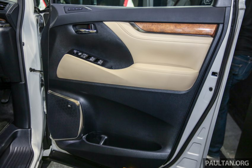 Toyota Alphard dan Vellfire 2016 dilancarkan di M'sia – RM420k-RM520k untuk Alphard, RM355k bagi Vellfire Image #530121