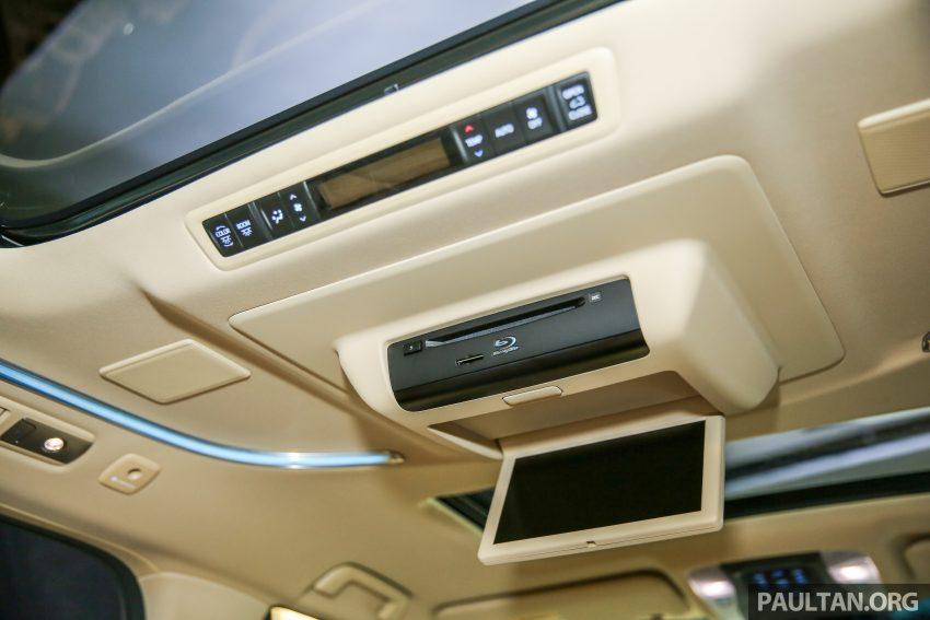 Toyota Alphard dan Vellfire 2016 dilancarkan di M'sia – RM420k-RM520k untuk Alphard, RM355k bagi Vellfire Image #530119