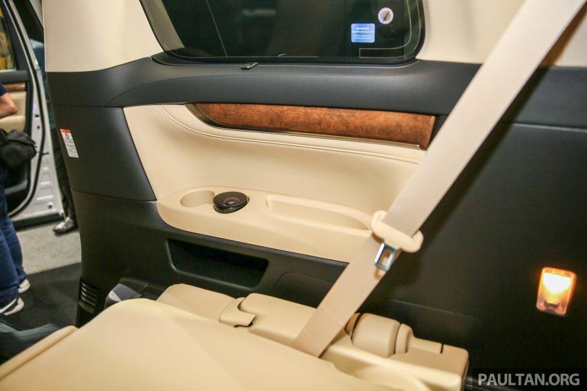 Toyota Alphard dan Vellfire 2016 dilancarkan di M'sia – RM420k-RM520k untuk Alphard, RM355k bagi Vellfire Image #530108