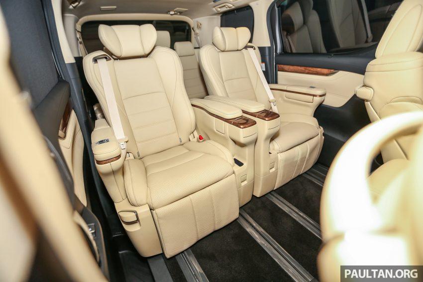 Toyota Alphard dan Vellfire 2016 dilancarkan di M'sia – RM420k-RM520k untuk Alphard, RM355k bagi Vellfire Image #530103