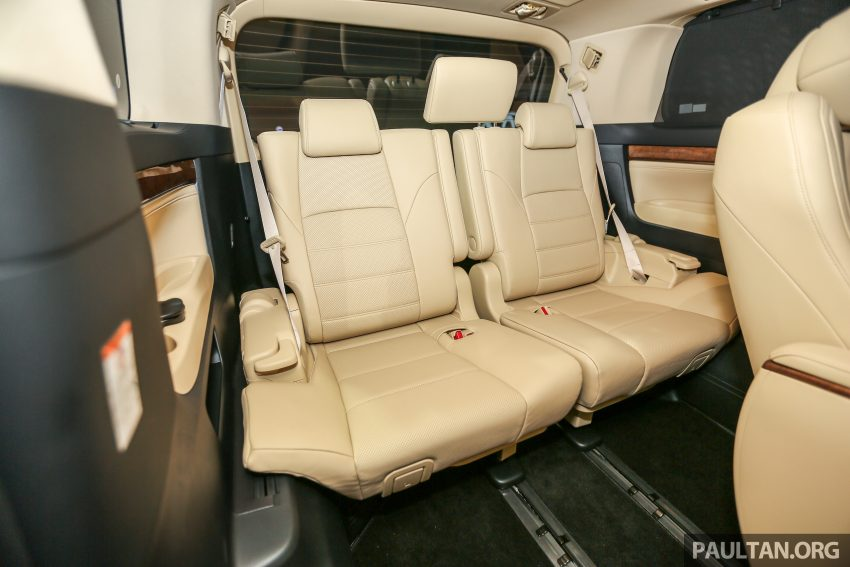 2016 Toyota Alphard and Vellfire launched in M'sia – RM408k-RM506k for Alphard, RM345k for Vellfire Image #530074