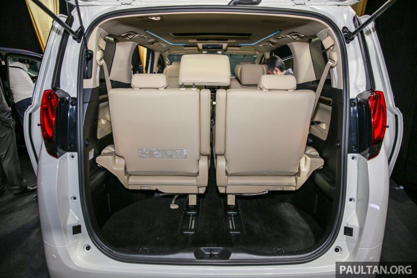 Toyota Alphard dan Vellfire 2016 dilancarkan di M'sia – RM420k-RM520k untuk Alphard, RM355k bagi Vellfire Image #530093