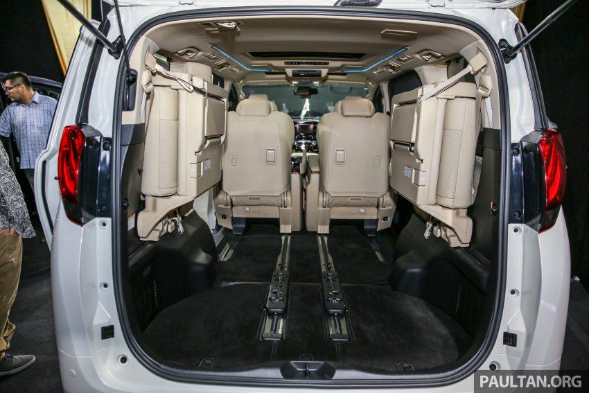 Toyota Alphard dan Vellfire 2016 dilancarkan di M'sia – RM420k-RM520k untuk Alphard, RM355k bagi Vellfire Image #530094