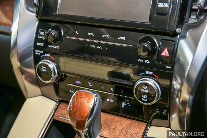 Toyota Alphard dan Vellfire 2016 dilancarkan di M'sia – RM420k-RM520k untuk Alphard, RM355k bagi Vellfire Image #530092