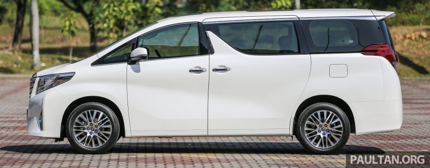 2016 Toyota Alphard and Vellfire launched in M'sia – RM408k-RM506k for Alphard, RM345k for Vellfire Image #529322